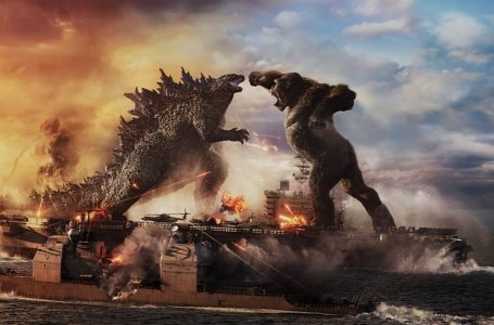 Kong VS Godzilla trailer is out now..!!