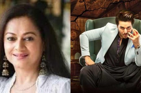 Indian actress Zarina Wahab showers praises on Ahsan Khan over drama serial