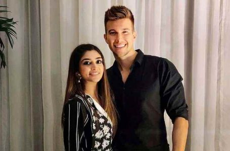 "Zoya Nasir trolled for welcoming Christian Betzmann to ""peace"""