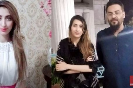 Model and Actor Haniya Khan Claiming to be Third Wife of Amir Liaquat