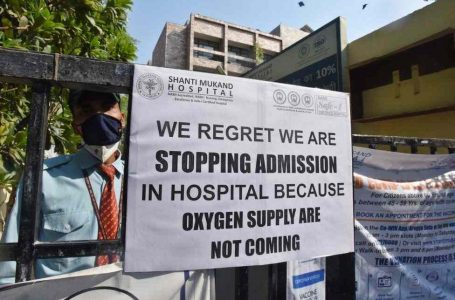India sees world's highest daily cases amid oxygen shortage