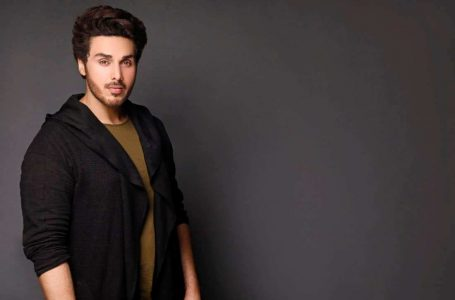 Ahsan Khan is launching his own clothing brand