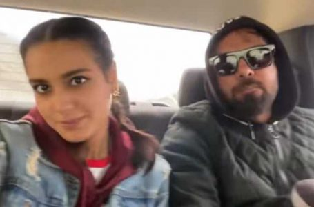 Iqra Aziz and Yasir Hussain spending some quality time in Hunza, have a look.