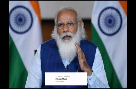#Resign_PM_Modi trends on Twitter as India sees worst COVID-19 wave