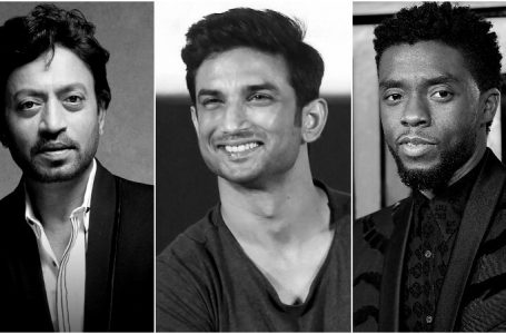 Oscars 2021 honoured the late Irrfan Khan, Sushant Singh Rajput, Chadwick Boseman