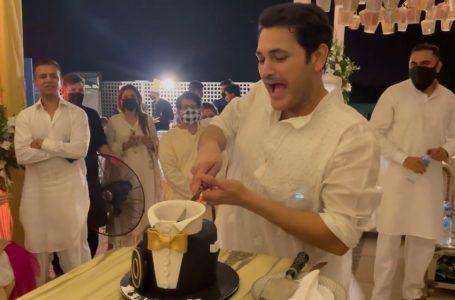 Celebrating his 40th birthday, Fahad Mirza hosted a memorable Qawwali Night