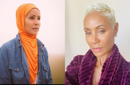 Jada Pinkett Smith Converts to Islam??
