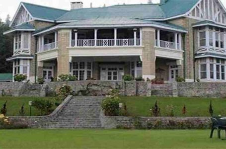 Punjab House Murree Converted To Kohsar University
