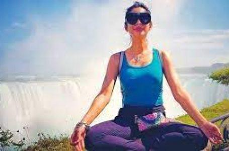 Meesha Shafi Is Ready To Teach Yoga Now