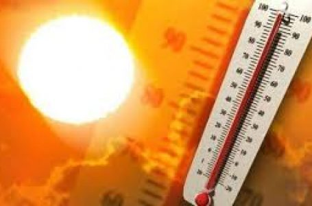 Karachi temperature to hit 40 degrees