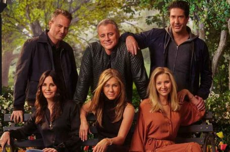 The Friends reunion was an emotional rollercoaster and Twitter barely got through it