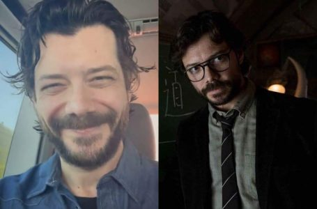 Professor from Money Heist season 5 bids tearful goodbye to the show!