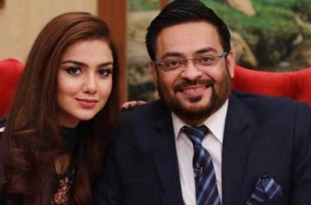 Is Tuba Aamir getting divorce from Dr Aamir Liaquat?