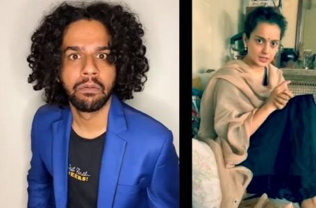 Ali Gul Pir took a dig at Kangana Ranaut and here's how she responded