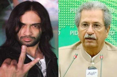 Waqar Zaka calls Shafqat Mehmood 'Lasora'