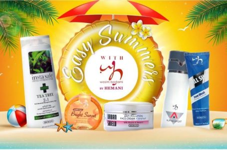 SUMMERS MADE EASY BY HEMANI!