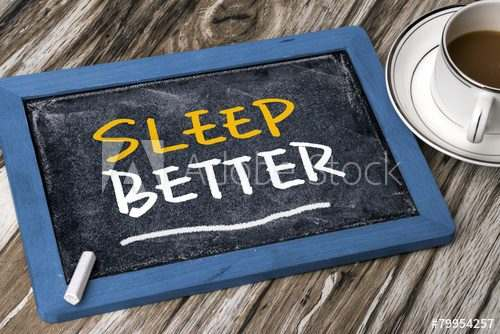 6 tips for better sleep