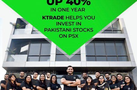 KASB's KTrade raises $4.5m to get Pakistanis to invest in Pakistani stocks.