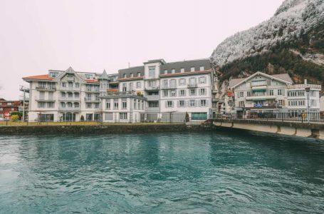 A Journey To Jungfraujoch, Switzerland.